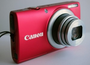 Die Canon PowerShot A4000 IS im Review auf Digicam-Test.at