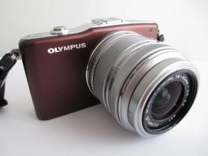 Die Olympus PEN E-PM1 im Test