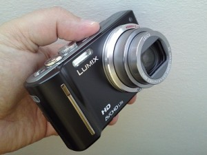 Panasonic LUMIX DMC-TZ10 EG-K Digicam