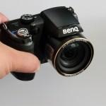 Praxis-Test: Die günstige Bridge-Kamera BenQ DC GH700 im Review