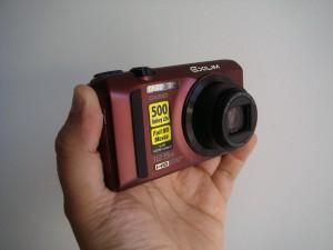 Im Praxistest: Die Casio Exilim EX-ZR300 Digitalkamera
