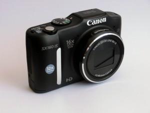 Im ausführlichen Test: Die Canon PowerShot SX 160 IS Digitalkamera