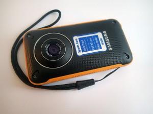 Im Test: Der Samsung HMX-W300BP Pocket-Camcorder