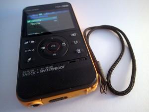 Robust und handlich: Die Samsung HMX-W300
